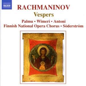 Rachmaninov: Vespers, Op. 37 Product Image