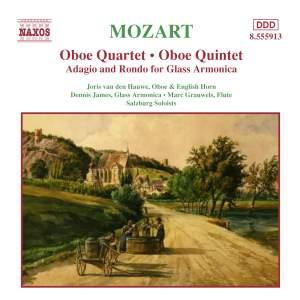 Mozart: Oboe Quartet & Quintet Product Image