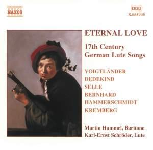 German Lute Songs