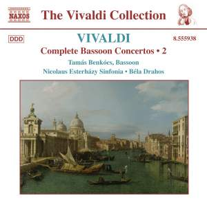Vivaldi - Complete Bassoon Concertos Volume 2