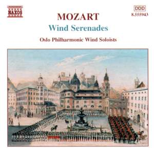 Mozart - Wind Serenades Product Image