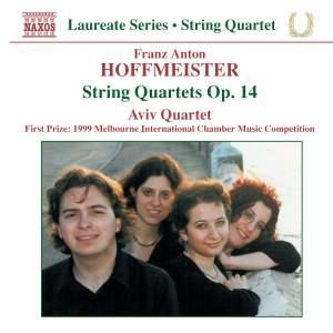 String Quartet Recital: Aviv Quartet