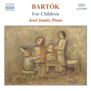 Bartók: Piano Music Volume 4 Product Image