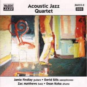 ACOUSTIC JAZZ QUARTET Product Image