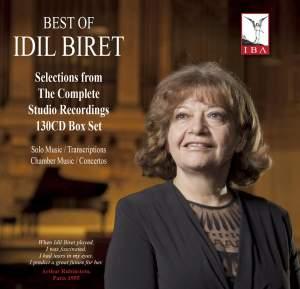 Best of Idil Biret
