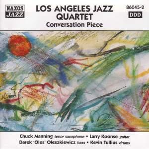 LOS ANGELES JAZZ QUARTET: Conversation Piece Product Image