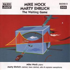 MIKE NOCK / MARTY EHRLICH: The Waiting Game Product Image