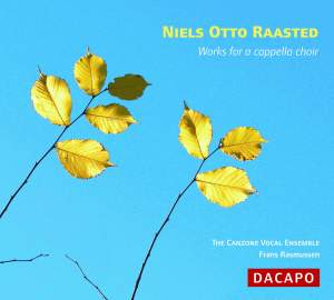 RAASTED NIELS OTTO: Works for A Cappella Choir Product Image
