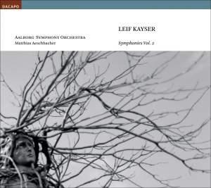 Kayser - Symphonies Volume 2