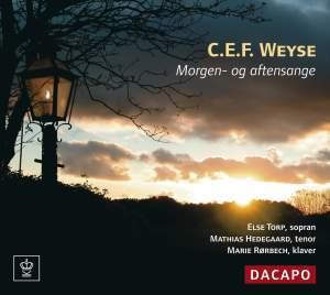 Weyse: Morgen- Og Aftensange (Morning and Evening Songs)