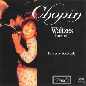 Chopin: Waltzes Nos. 1-19 Product Image
