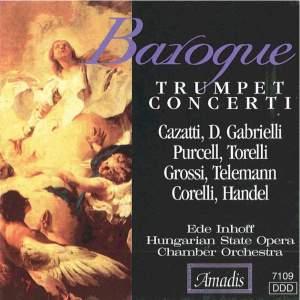 Baroque Trumpet Concertos Product Image