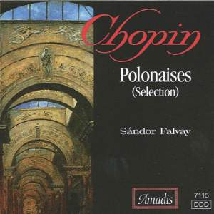 Chopin: Polonaises (Selections) Product Image