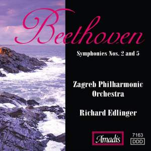 Beethoven: Symphonies Nos. 2 and 5 Product Image