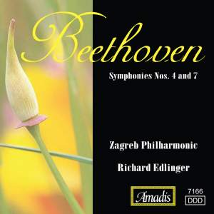 Beethoven: Symphonies Nos. 4 and 7 Product Image