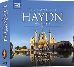 The Complete Haydn Masses Product Image