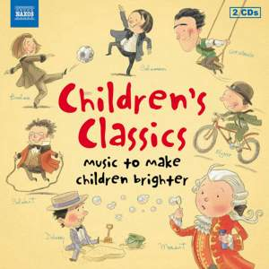 Children's Classics - Music To Make Children Brighter Product Image