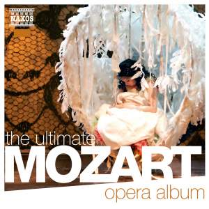 The Ultimate MOZART opera album Product Image