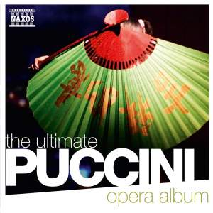 The Ultimate PUCCINI opera album Product Image