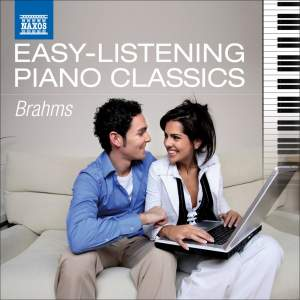 Easy Listening Piano Classics: Brahms Product Image