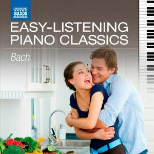 Easy Listening Piano Classics: JS Bach Product Image