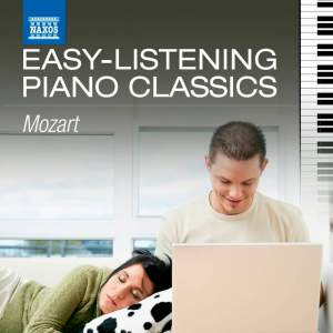 Easy Listening Piano Classics: Mozart Product Image