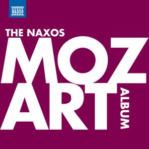 The Naxos Mozart Album