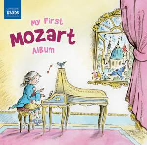 My First Mozart Album Product Image