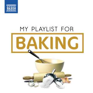 My Playlist For Baking