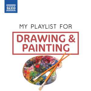 My Playlist for Drawing & Painting