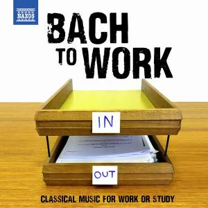 JS Bach: Bach to Work