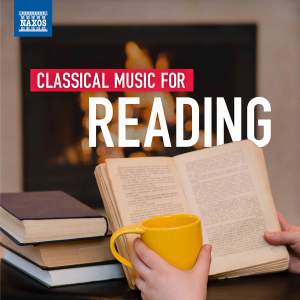 Music for Book Lovers: Classical Music for Reading Product Image