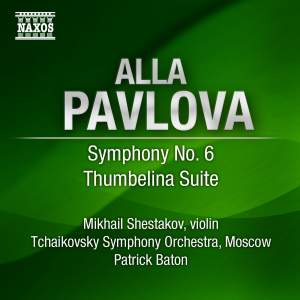 Alla Pavlova: Symphony No. 6 Product Image
