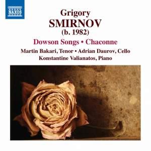 Grigory Smirnov: Dowson Songs