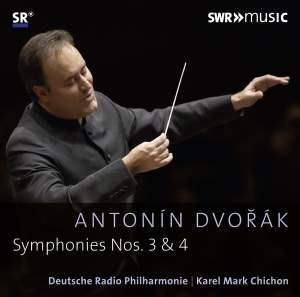 Dvorak: Symphonies Nos. 3 & 4 Product Image