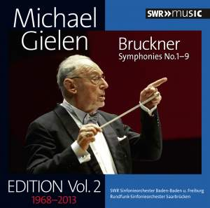 Michael Gielen Edition Volume 2