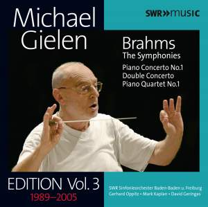 Michael Gielen Edition Volume 3