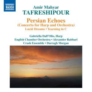 Amir Mahyar Tafreshipour: Persian Echoes Product Image