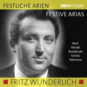 Fritz Wunderlich sings Festive Arias