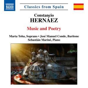 Constancio Hernáez: Music and Poetry