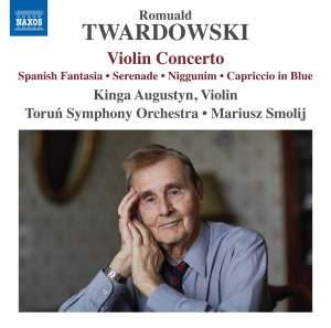 Twardowski: Violin Concerto Product Image