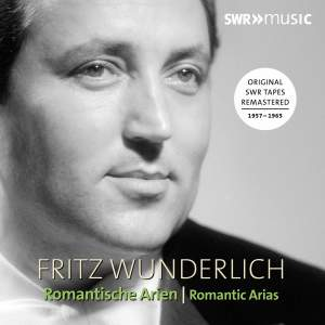 Fritz Wunderlich: Arias From The 19th Century