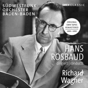 Hans Rosbaud conducts Wagner Overtures