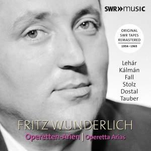 Fritz Wunderlich sings Operetta Arias