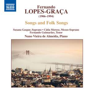 Lopes-Graca: Songs and Folk Songs