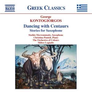 George Kontogiorgos: Dancing with Centaurs