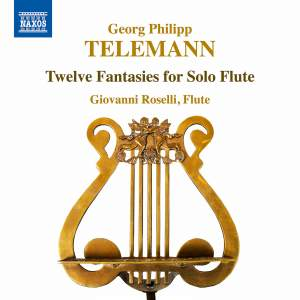 Telemann: Twelve Fantasies for Solo Flute