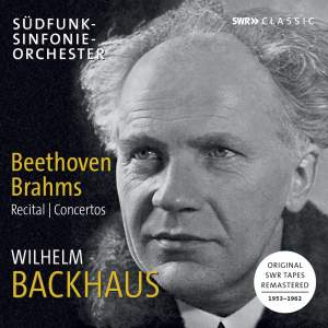 Wilhelm Backhaus Recital & Concertos
