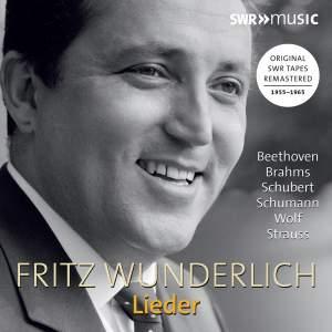 Fritz Wunderlich: Lieder