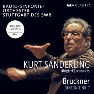 Kurt Sanderling conducts Bruckner Symphony No. 7